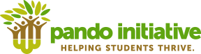 The Pando Initiative Logo